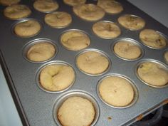 The Daily Smash: Mini Banana Pancake Muffins