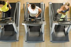 Getting Started: If you're new to running, try our 40-minute beginner treadmill workout. The workout combines walking and running to get your heart rate up while also priming your body for distance and speed. If you feel like the workout is too easy or hard, play around with the speed, but be sure to give your body time to adjust to the physical demands of running for the first time.