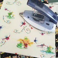 Agenda de una MAMI CRAFTER: DIY: Cómo hacer una tabla de planchar