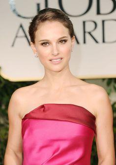 Natalie Portman - 2012 Golden Globes