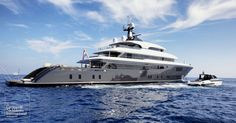 Icon Yacht Charter | Icon Yachts Luxury Motor Yacht