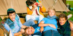 One Direction 'Take Me Home' Photoshoot