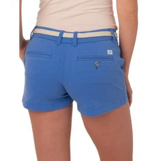 The Leah Fit Women's Chino Short | Southern Tide