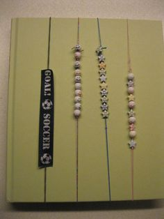 Kid friendly Elastic Bookmarks - Bookmarks by Jen