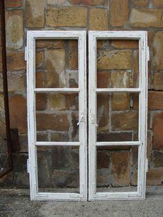 Régi ablakeret/vintage window frame