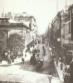 Old bold street. Liverpool.