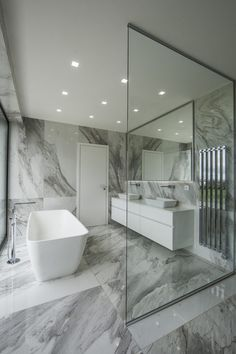 Červený Hrádek u Plzně - [AH]INTERIORS Bathtub, Bathroom, Projects, Bath Tube, Bath Tub, Bathrooms, Bathtubs, Bathing, Bath