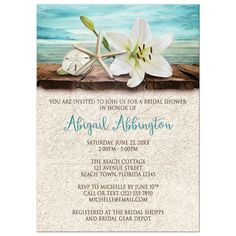 Beach Wedding Invitation Wording : Beach Wedding Invitation Sample   Superb  Invitation   Superb Invitation