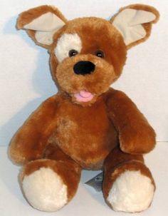 26231bb8f77 Build a bear soft brown sugar pup puppy dog 14