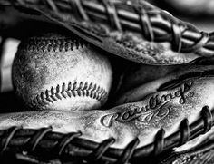Baseball: Seasoned Leather