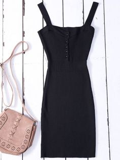 SHARE & Get it FREE | Wide Strap Bodycon Sweater DressFor Fashion Lovers only:80,000+ Items • New Arrivals Daily Join Zaful: Get YOUR $50 NOW!