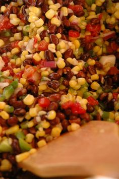 ... Salads on Pinterest | Ceviche, Cowboy caviar and Taco salad recipes