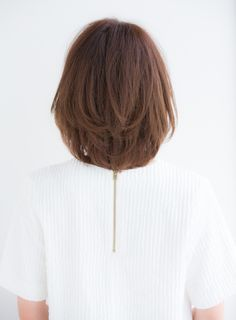 Medium Hair Styles, Short Hair Styles, Cute Hairstyles, My Hair, Korean Fashion, Salons, Hair Care, Hair Makeup, Dress Up