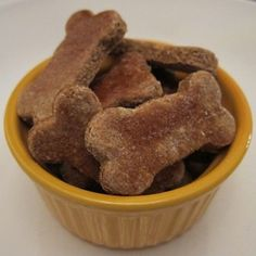 Recipes your pet will love from Metropolitan Veterinary Hospital http://ow.ly/9ugrV