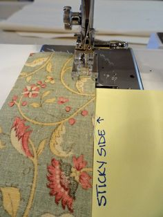 How to get a perfect 1/4″ seam | Seams to be you and me