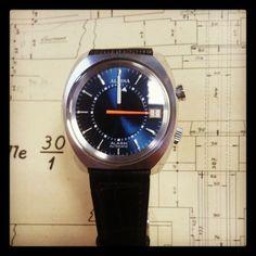 1970s Alpina Dispomatic by Alpina Watches, via Flickr