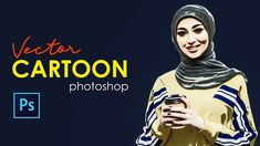 Hi Everyone i am gonna show you a new thing today. How to Vectorize an Image (Vector Cartoon Image) - Photoshop cc Tutorial -----. Vector Photo, Image Vector, Convert Image To Vector, Raster To Vector, Photoshop Tutorial, Cartoon Images, Photo Credit, Digital