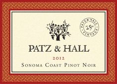 A Plush Pinot You Can't Resist! Patz and Hall - Enobytes Wine Online