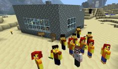 Teachers Transform Commercial Video Game [Minecraft} for Class Use Educational Games, Learning Games, Learning Resources, Educational Technology, Teaching Ideas, Learning Theory, Computer Technology, Computer Science, Serious Game