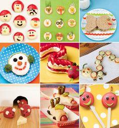 comidas divertidas Cute Food, Good Food, Gingerbread Cookies, Food Art, Kids Meals, New Recipes, Christmas Gifts, Food And Drink, Menu