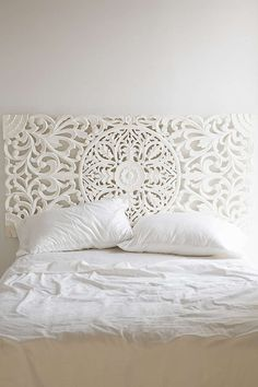 Find a cool set of screens or backdrop for ? Saves space between beds BM  UrbanOutfitters.com: Awesome stuff for you & your space