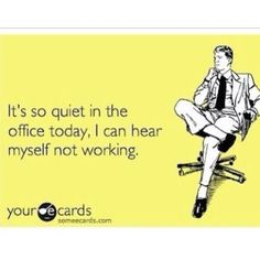 Office humor  Agility Resources - IT Staffing & Consulting  www.agilityresourcesinc.com  Social Agility- Social Media Services www.havesocialagility.com