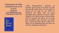 Leçon 104 - Énoncé et pratique by Pierrot Caron via slideshare