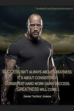 "Dwayne ""The Rock"" Johnson quotes"