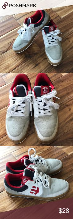 a3f745b67e2fc4 Etnies Tennis Shoes Sz 11.5 Men s Etnies Skating Tennis Shoes Size 11.5  pre-own in
