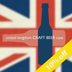 UK Craft Mixed Case - 20 Beers And A Free Glass