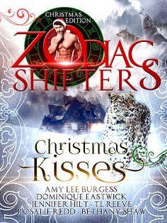 Book: Christmas Kisses   Author:Amy Lee Burgess, Dominique Eastwick, Jennifer Hilt, Rosalie Redd, Bethany Shaw, Melissa Snark   My Ratin...