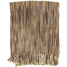 Found it at Wayfair - Charisma Striped Throw Blanket Classic Blankets, Soft Blankets, Contemporary Blankets, Dorm Room Designs, Faux Fur Throw, The Ranch, Joss And Main, Brown And Grey, Gray