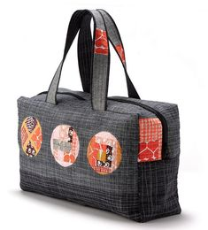 This is a very cool bag!