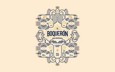 Branding & Packaging for El Boquerón Pisco from Perú #elpiscoesperuano