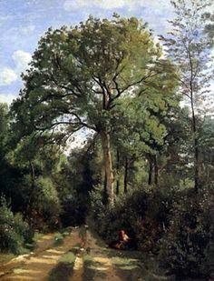 Jean-Baptiste Camille COROT - L'Impressionnisme