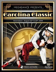 MEGADANCE Carolina Classic, 2014