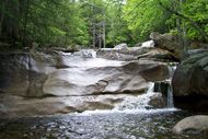 Diana's Baths, White Mountains, New Hampshire