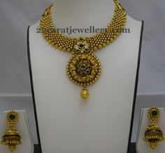 Kundan Necklaces by Totaram Jewellers | Jewellery Designs