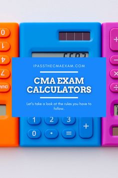 Ready to take the #CMAExam? Make sure you follow the rules before you take your calculator in the prometric center.  #CMA #accountant #CMAStudents Exam Study Tips, Exams Tips, Career Path, Career Advice, Enrolled Agent, Accounting Student, Exam Day, Cpa Exam