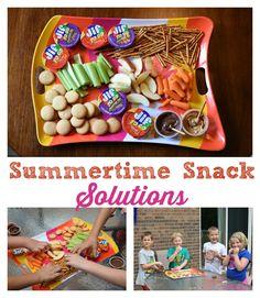 Summertime Snack Sol