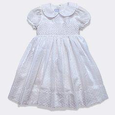 Swiss Dot Maddie Dress by CZ Kids.