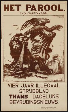 Het Parool, 1945