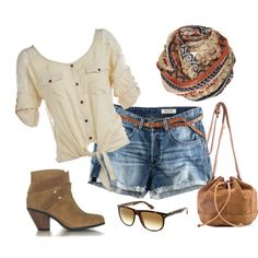this is one of the first polyvore things i've seen where i like every piece. cool outfit.