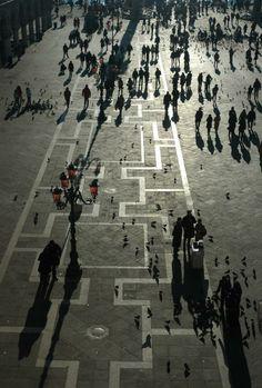 Shadows in San Marco