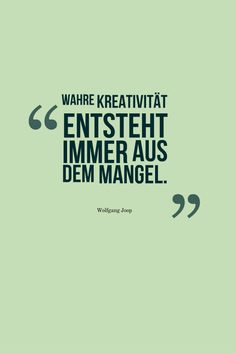 Lass Dich von Material- oder Zeitmangel nicht abschrecken. Nimm was Du hast, tu, was geht. #selbstcoaching #daretocreate #kreativität True Quotes, Funny Quotes, Kindergarten Portfolio, Creativity Quotes, Text Design, Psychic Readings, Some Words, Motivation Inspiration, Wolfgang Joop