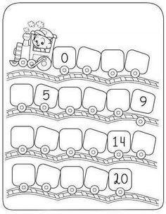 Winter Activities: Numbers (Winter Math for Kindergarten) Kindergarten Math Worksheets, Teaching Math, Learning Activities, Preschool Activities, Kids Learning, Winter Activities, Math Sheets, First Grade Math, Math For Kids