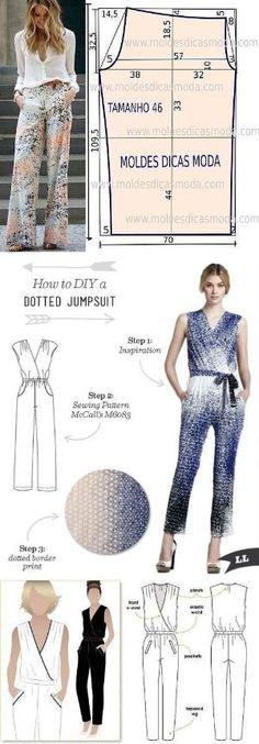 sewing pattern free ... <3 Deniz <3: by amparo