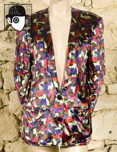 80s 'Lanvin - Paris' jacket.