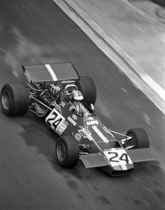 1970 Pires Courage, Frank Williams Team, De Tomaso 38 Ford