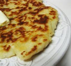 Irish Potato Farl